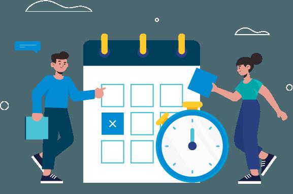 Warehousing events
