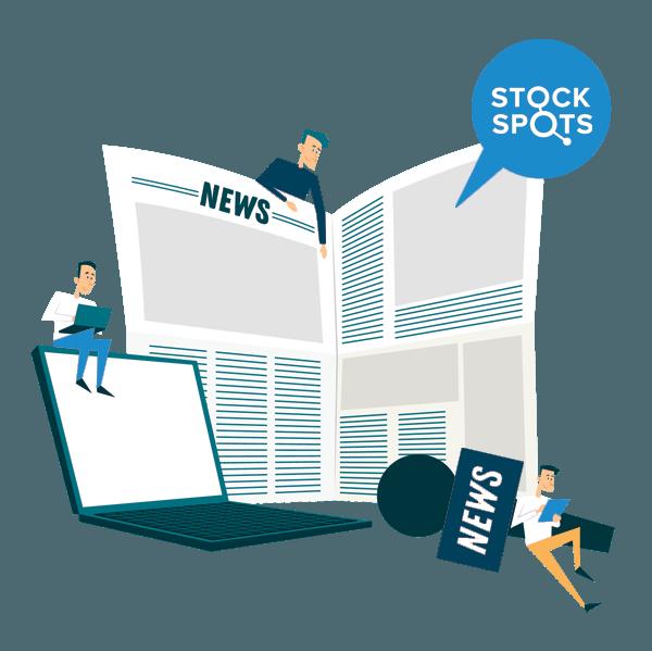 Stockspots' media